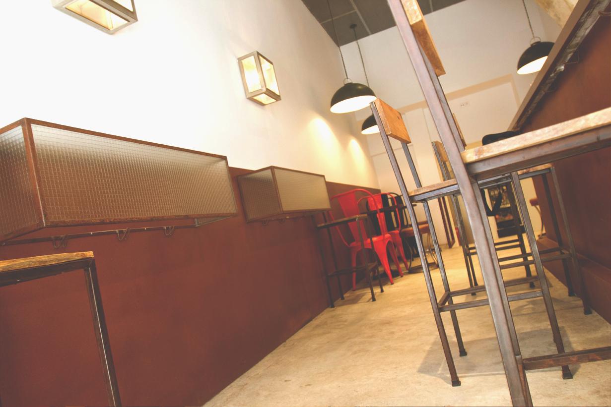 Cafetería Ifach 1