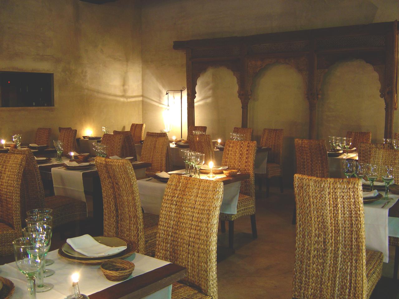 Restaurante La Seda 1