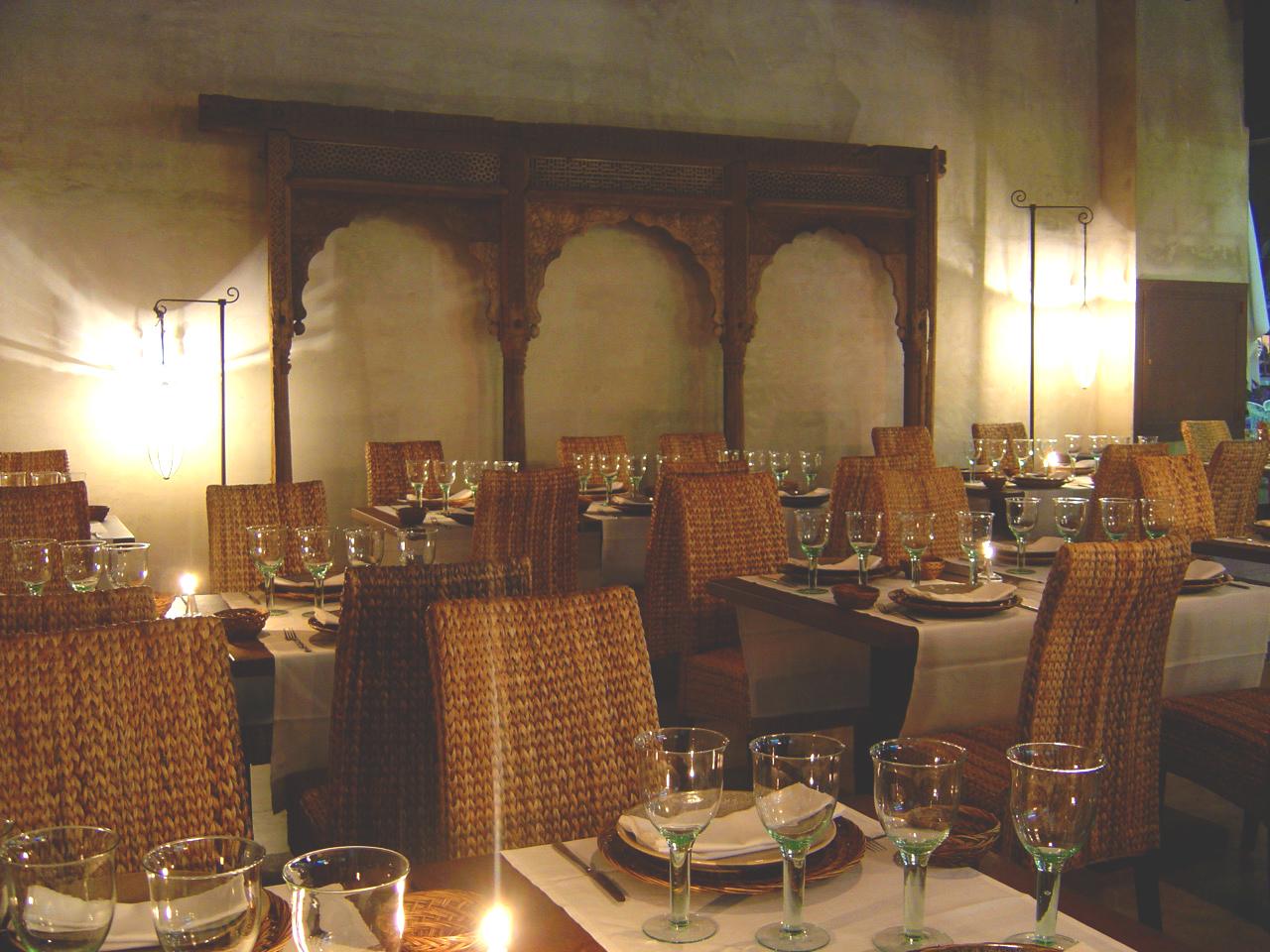 Restaurante La Seda 2