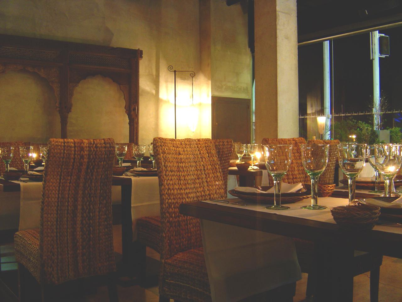 Restaurante La Seda 3