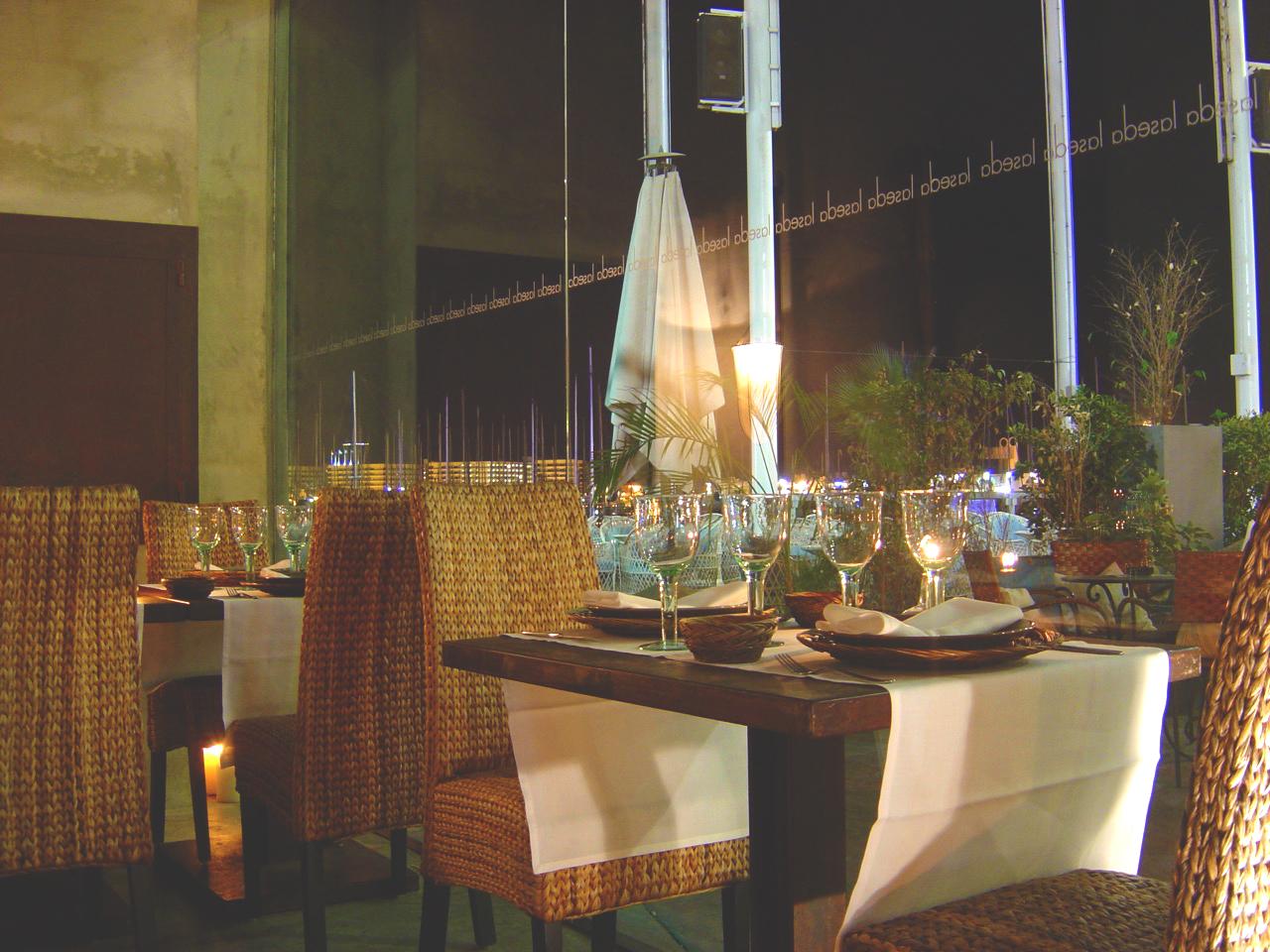 Restaurante La Seda 4