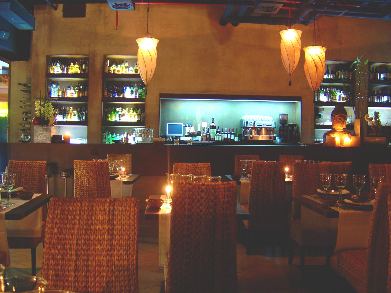 Restaurante La Seda 6