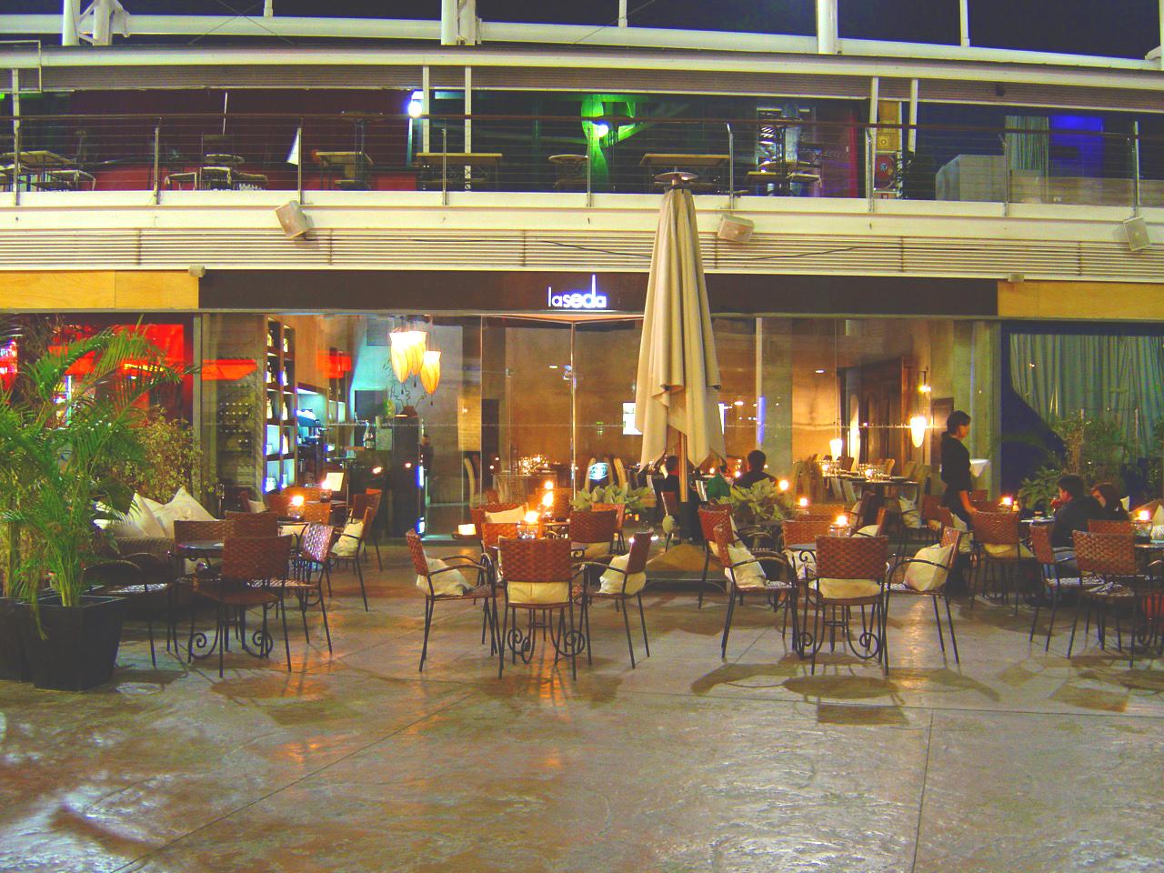 Restaurante La Seda 7